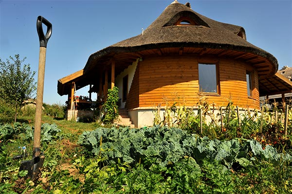 Eco village Galaga farm, Hungary